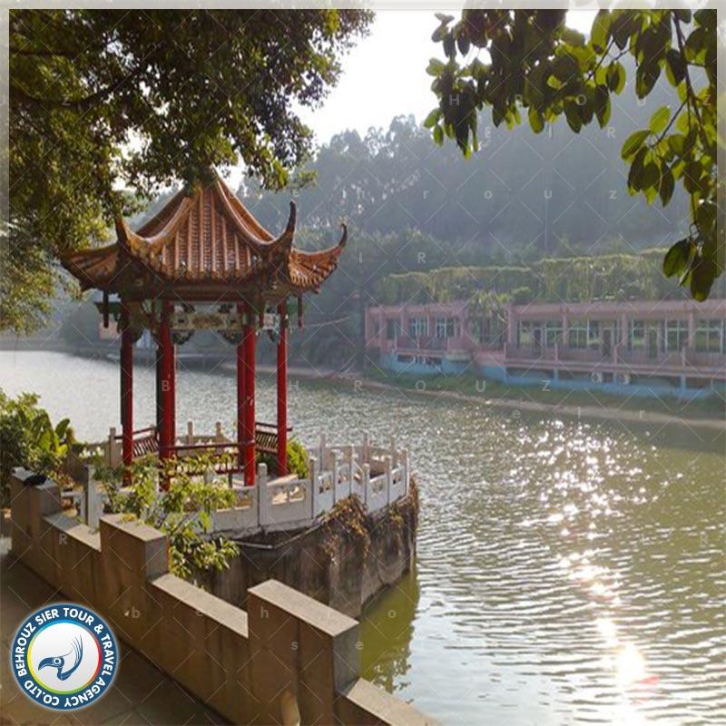 شهر دونگوان چین بهروزسیر