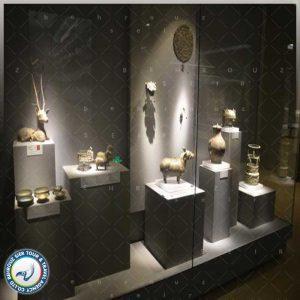 قسمت-های-مختلف-موزه-نانجینگ -بهروزسیر