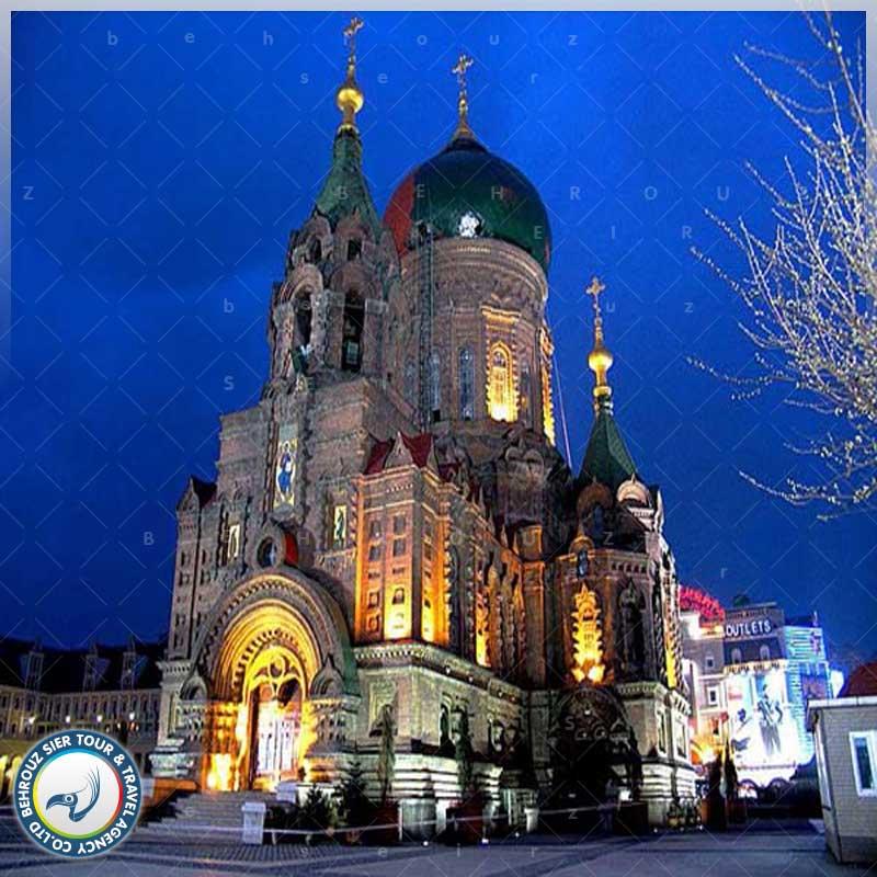 کلیسای-سنت-سوفیا،-هاربین،-هیلونگ-جیانگ