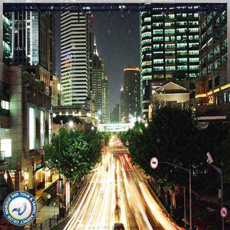 جاده-هوآی-های-در-شانگهای---بهروزسیر