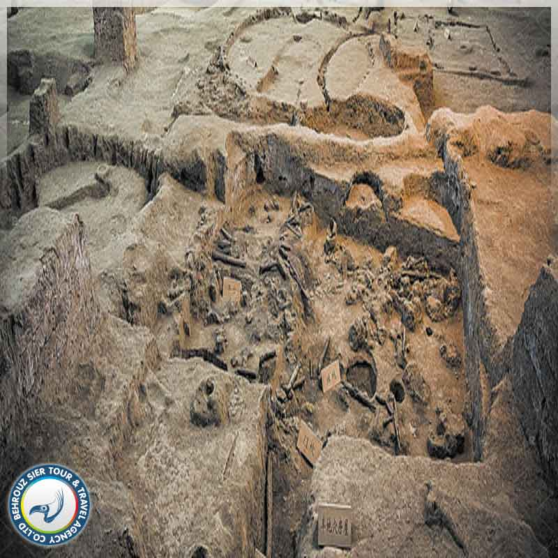 دهکده-باستان-شناسی-بانپو-بهروزسیر