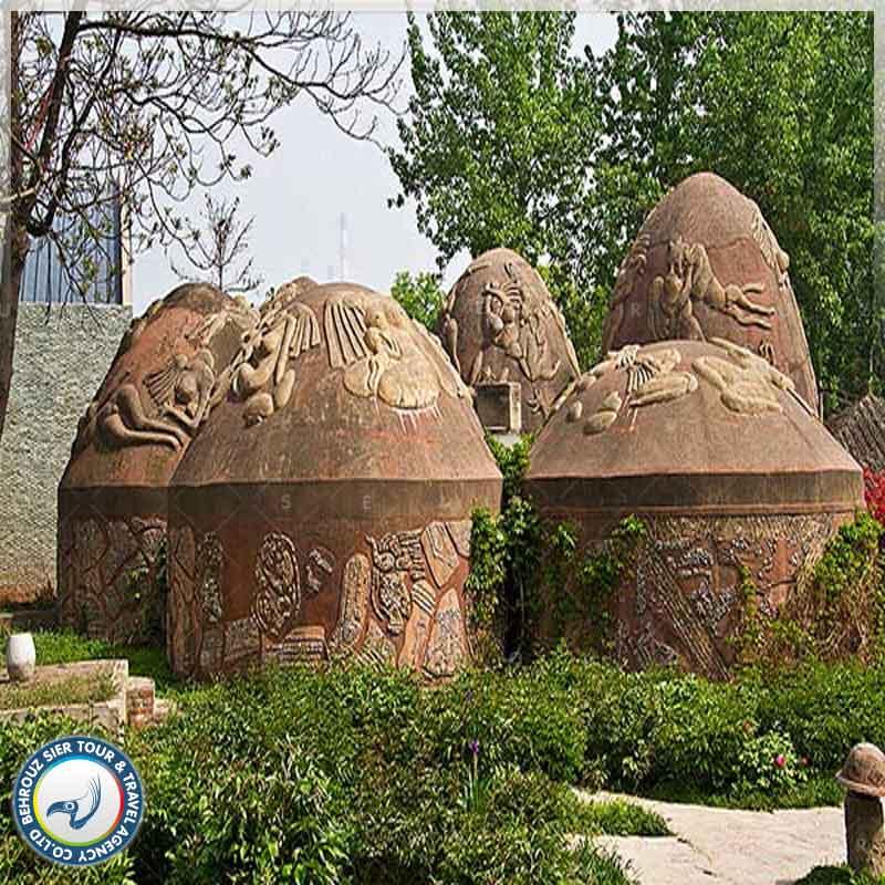 دهکده-تاریخی-و-باستانی-بانپو-بهروزسیر