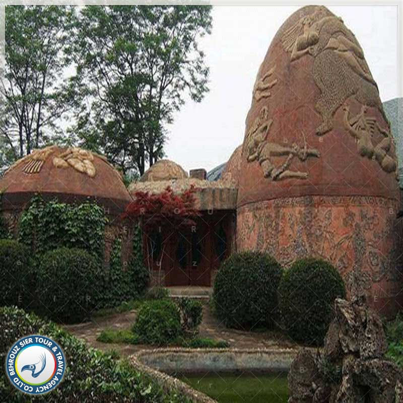 دهکده-تاریخی-و-باستانی-بانپو--بهروزسیر