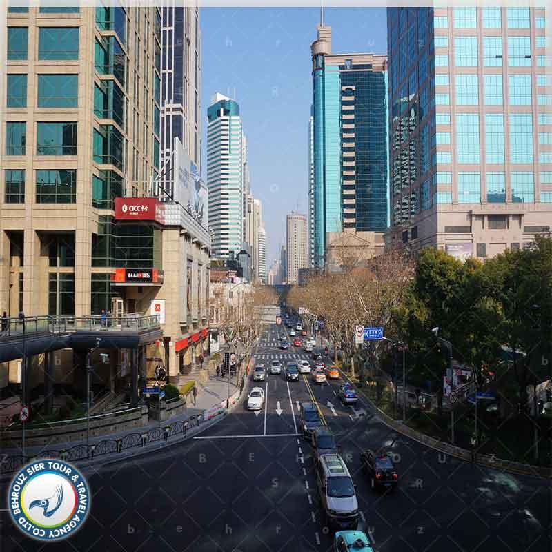 لذت-خرید-کردن-در-جاده-هوآی-های-در-شانگهای--بهروزسیر