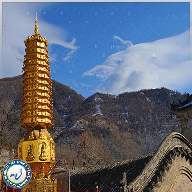معبدهای-دوقلوی-پاگودا--بهروزسیر