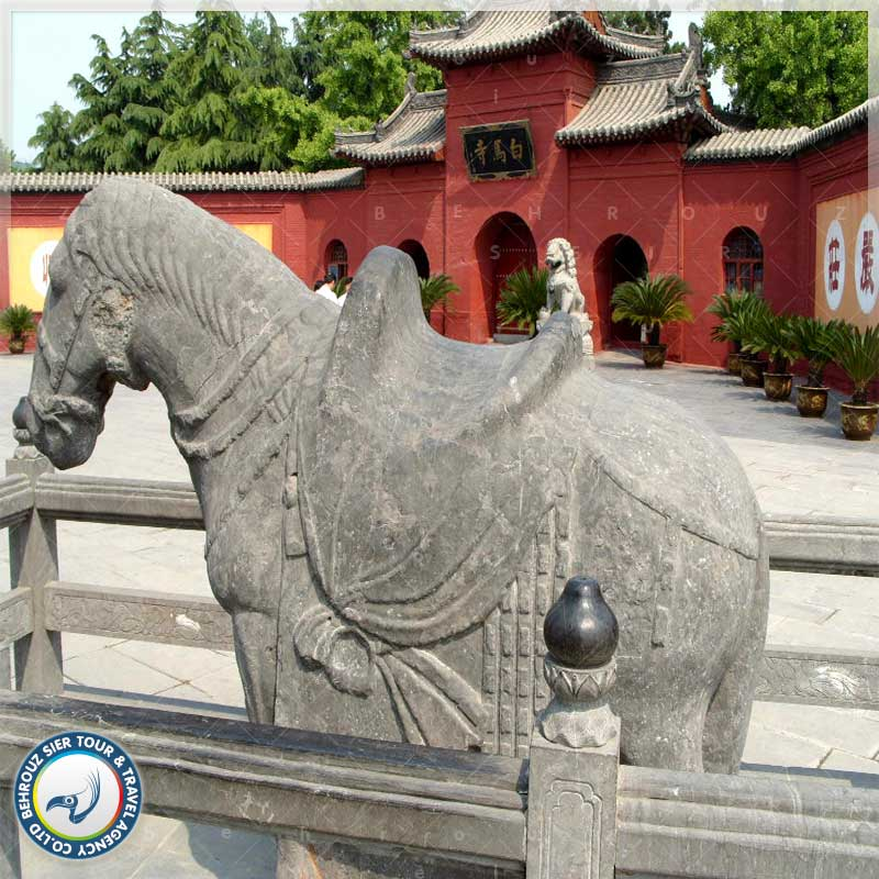 معبد-اسب-سفید-بهروزسیر