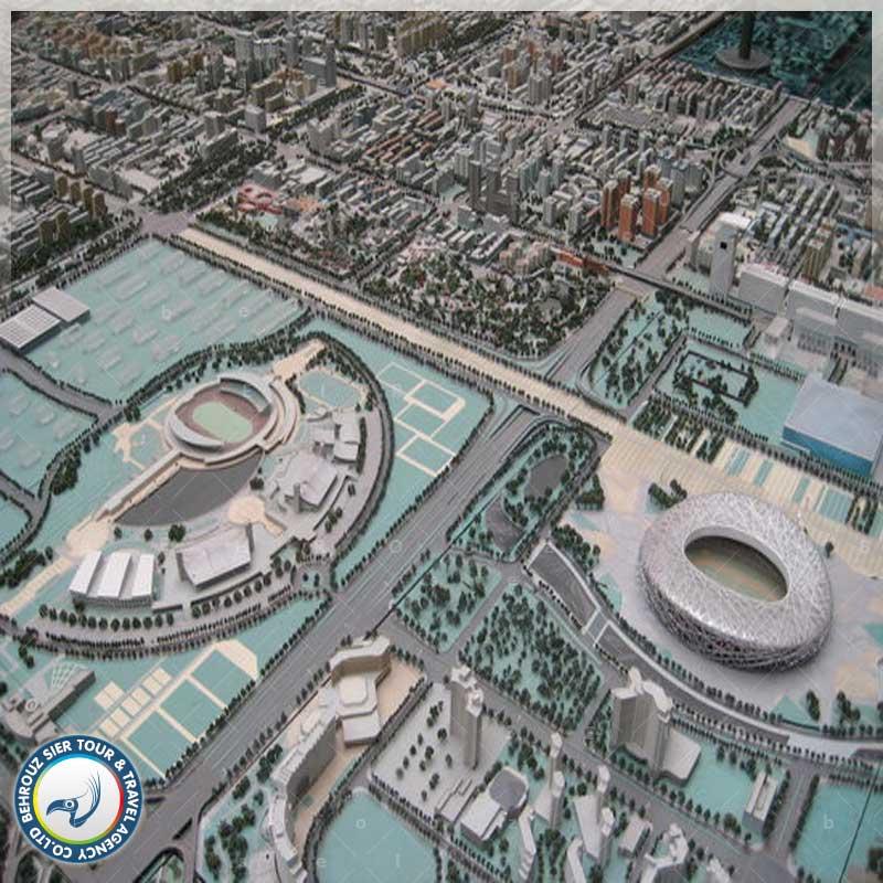 پارک-المپیک-بیجینگ--بهروزسیر