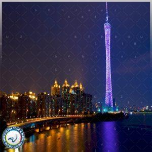 برج-کانتون-چین-بهروزسیر