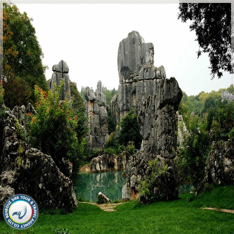 جاذبه-های-گردشگری-طبیعی-شهر-کان-مینگ-بهروزسیر