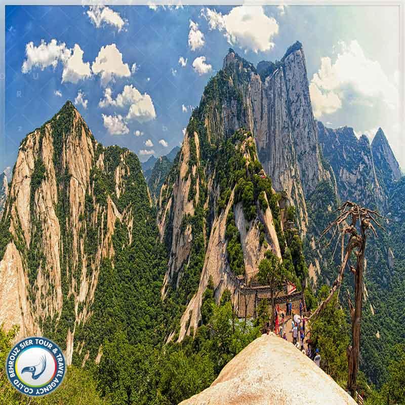 جاذبه-های-گردشگری-کوهستان-هوآ-بهروزسیر