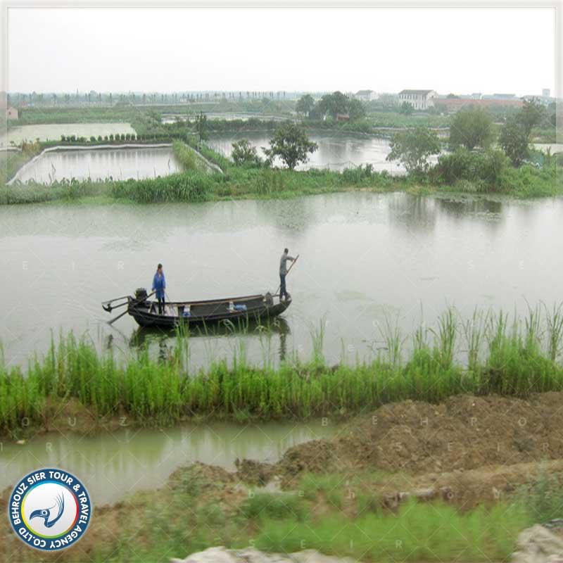 دریاچه-تای-چین-بهروزسیر