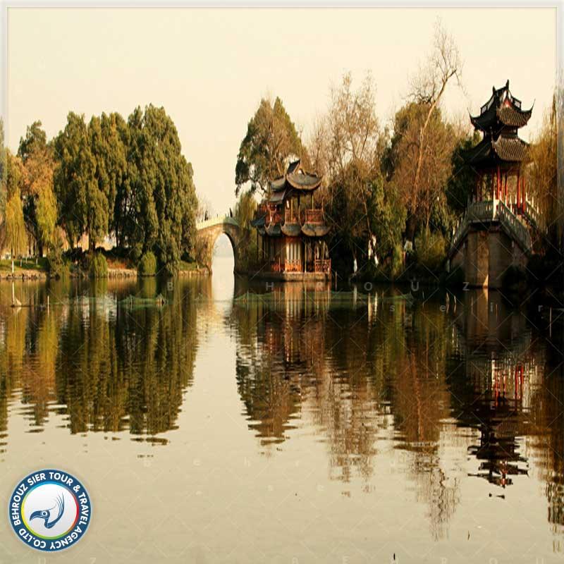 دریاچه-غربی-در-هانگ-ژو--بهروزسیر
