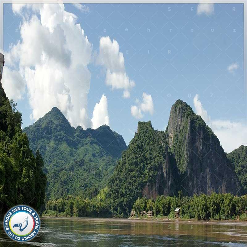 رودخانه-میکونگ--بهروزسیر
