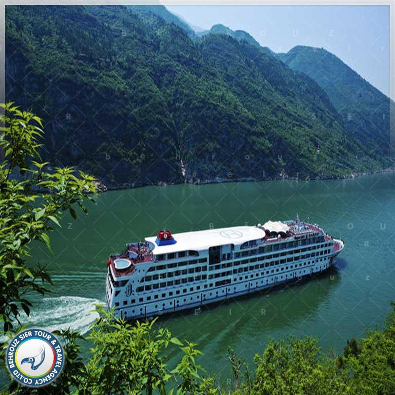 مسیر-رودخانه-یانگ-تسه-چین---بهروزسیر