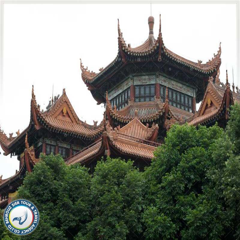 معبد-ژائو-جو-چین---بهروزسیر