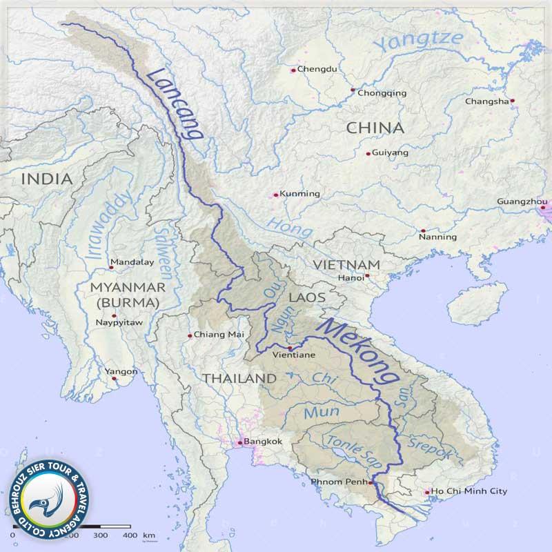 جاذبه-های-گردشگری-رودخانه-میکونگ--بهروزسیر