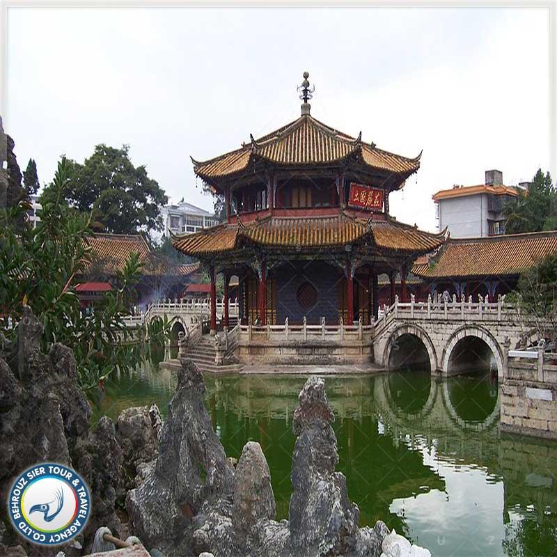 جاذبه های گردشگری شهر کونمینگ چین