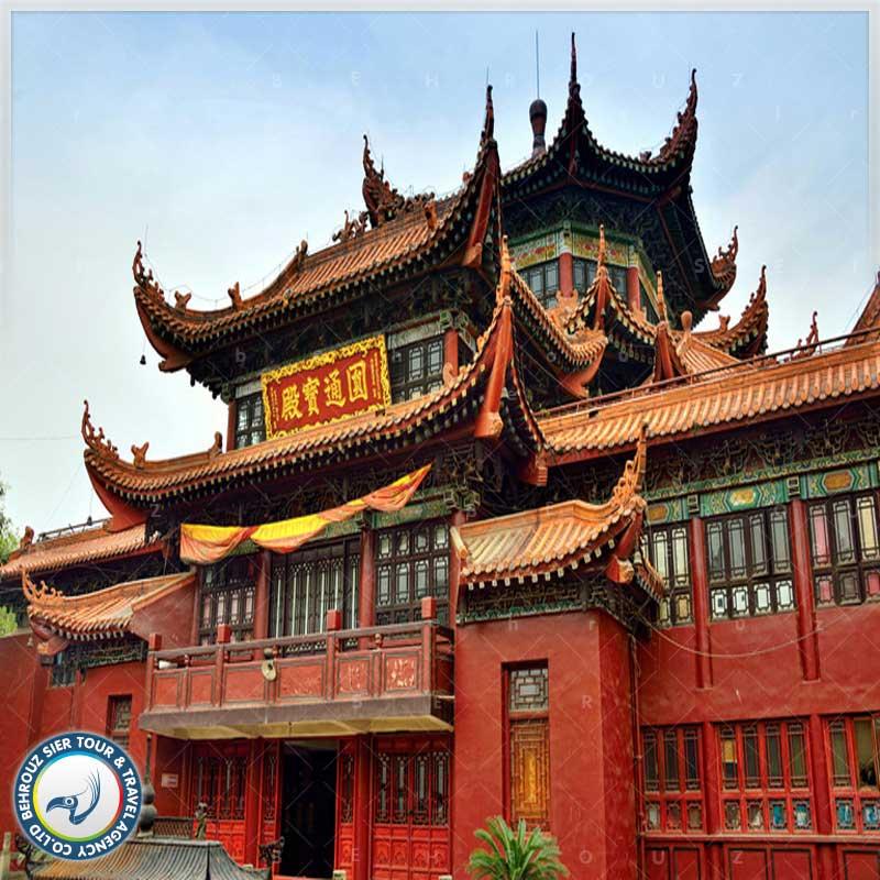 جاذبه-های-گردشگری-معبد-ژائو-جو--بهروزسیر