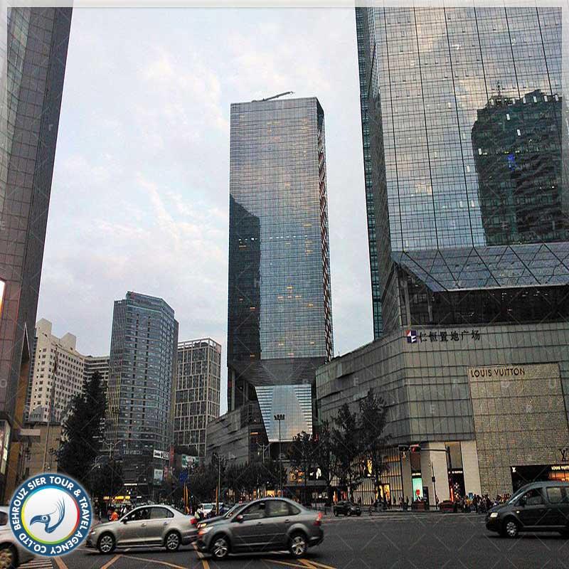 شهر چنگدو چین Chengdu - زیستگاه پانداهای غول پیکر بهروزسیر