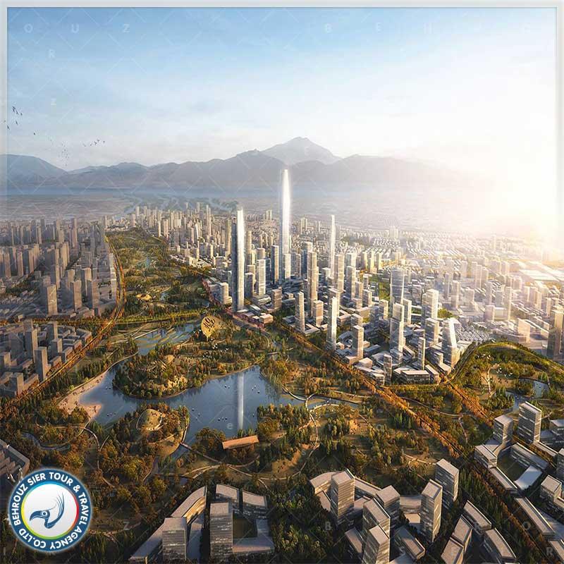 شهر کونمینگ چین Kunming - معروف به شهر بهار چین بهروزسیر