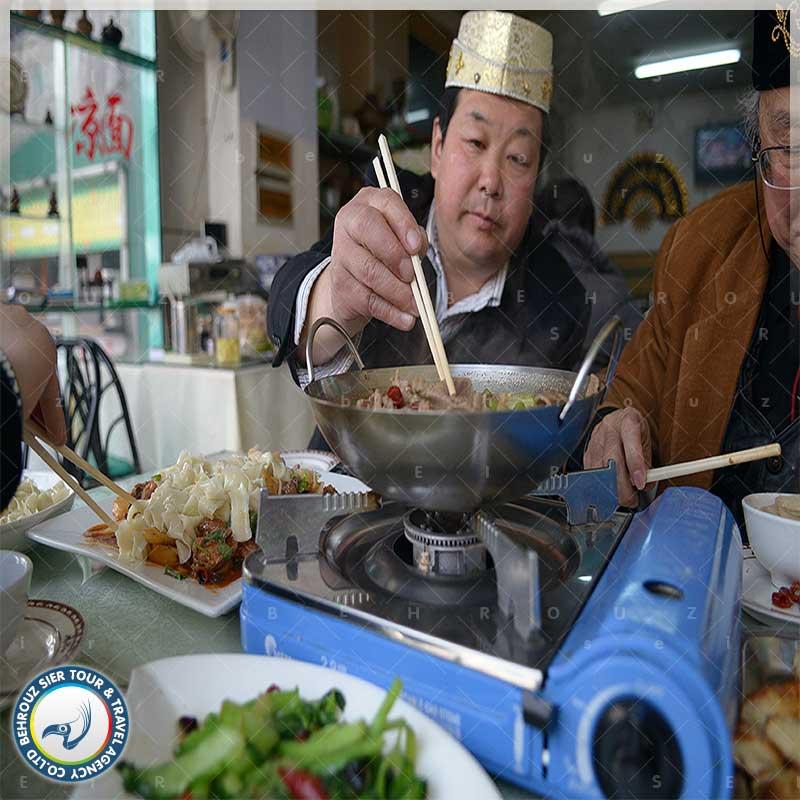 برترین-رستوران-های-حلال-در-شهر-شانگهای---بهروزسیر