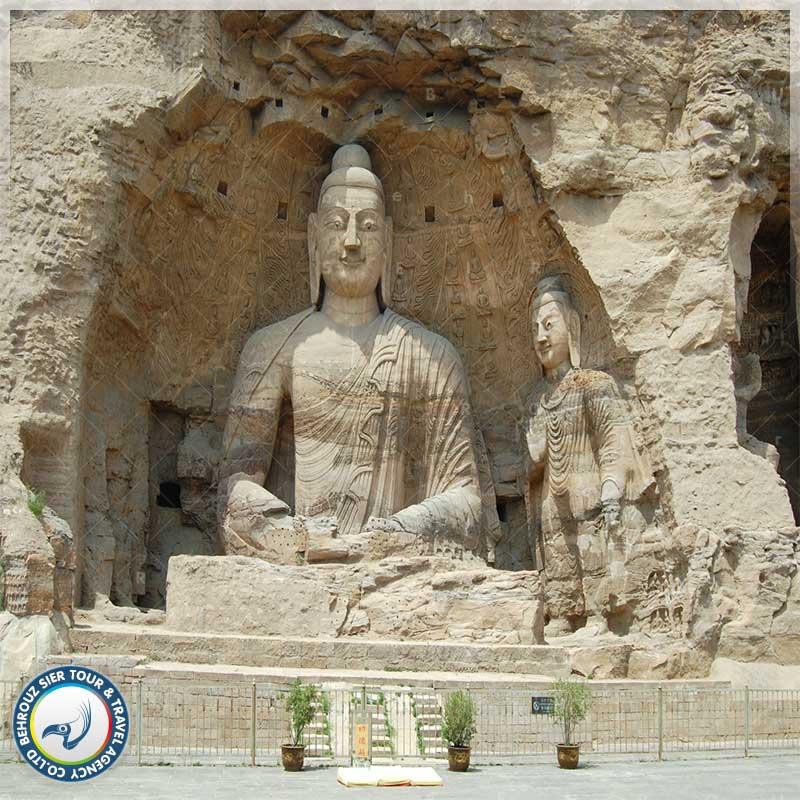 تاریخچه-غارهای-موگائو-و-معماری-آنها--بهروزسیر