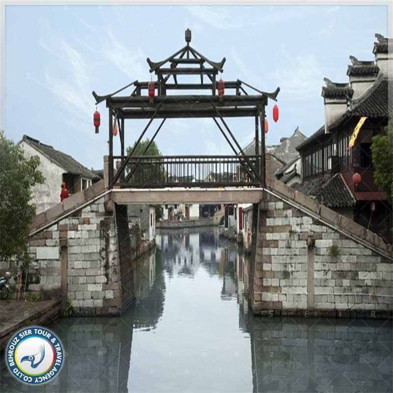 شهر تونگلی (Tongli Town) در شهر سوژو چین بهروزسیر