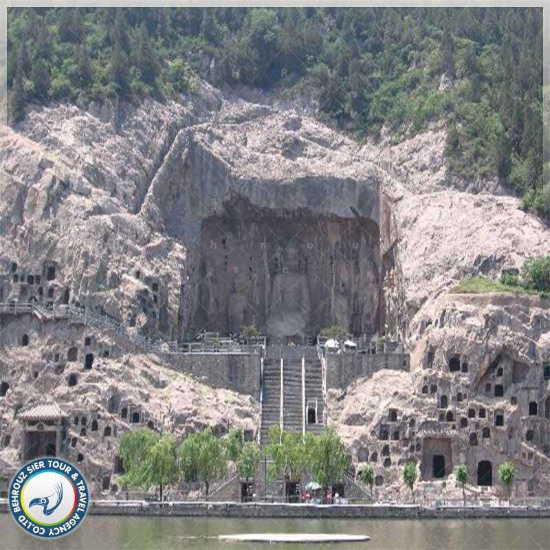 موقعیت جغرافیایی و شرایط آب و هوایی شهر لویانگ بهروزسیر