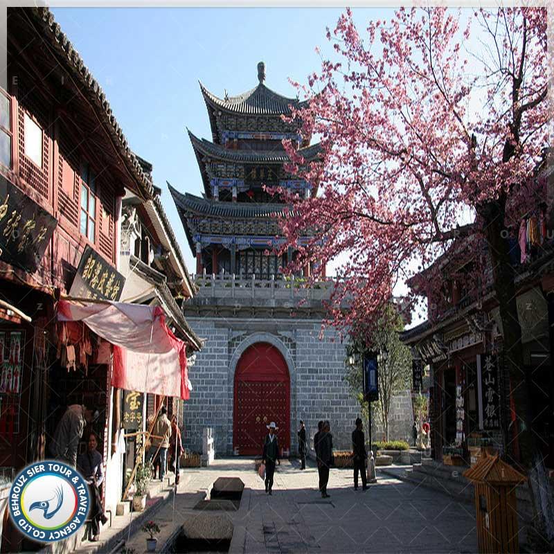 شهر دالی چین بهروزسیر