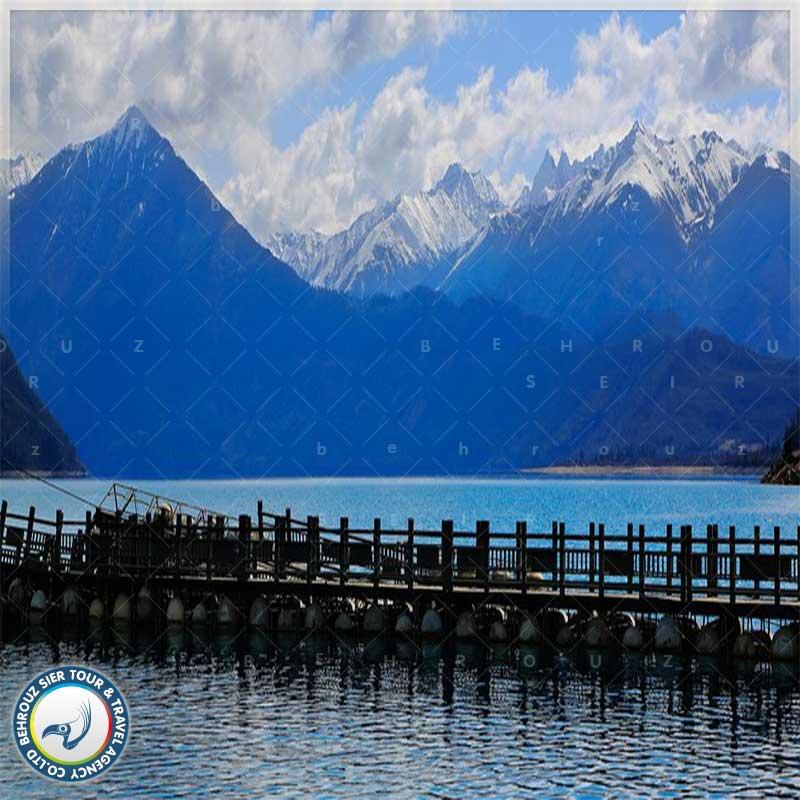 دریاچه-های-فلات-تبت-در-کشور-چین---بهروزسیر
