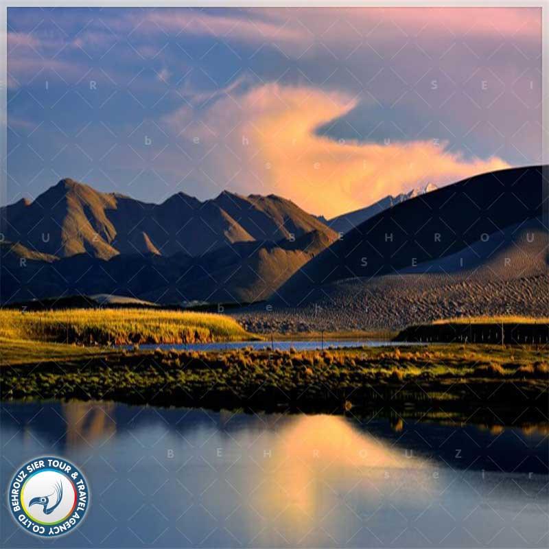 دریاچه-های-فلات-تبت-در-کشور-چین-دوم---بهروزسیر