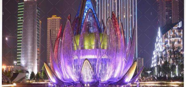 ساختمان-نیلوفر-آبی-–-شهر-ووجین---بهروزسیر