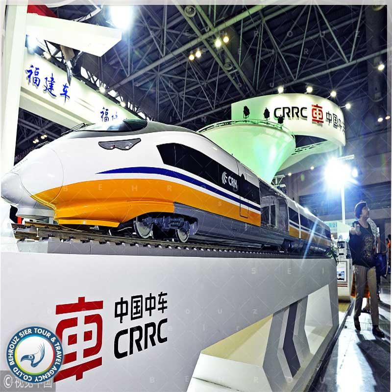 شرکت-CRRC-Corporation-Limited--بهروزسیر