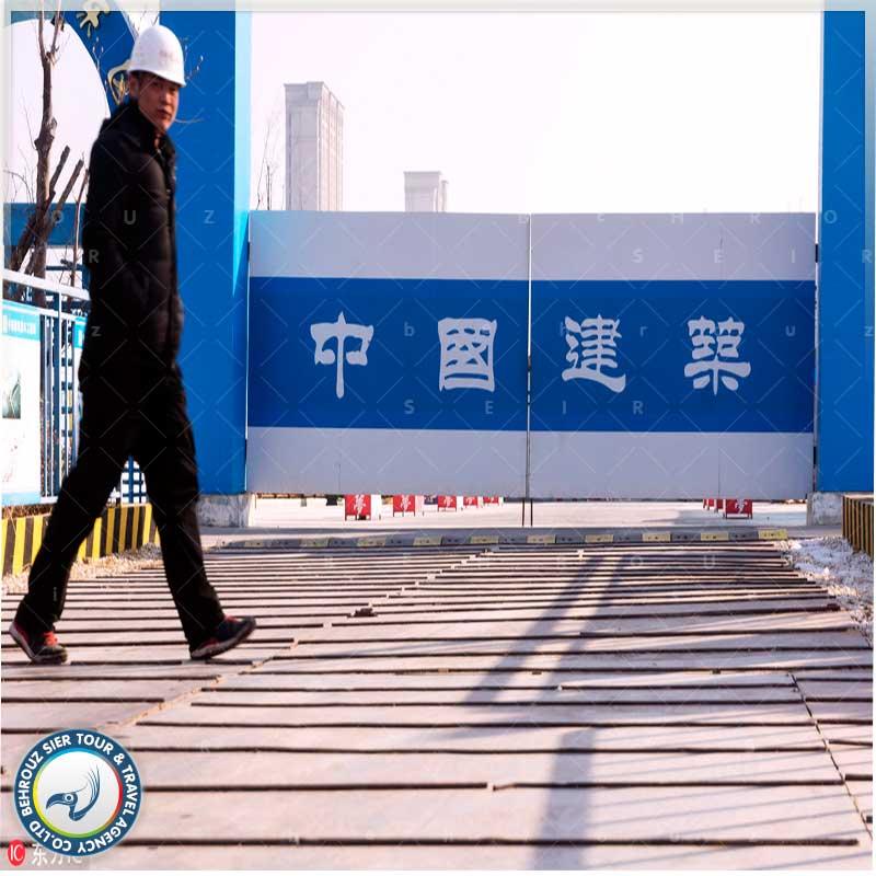 شرکت-PetroChina-Co-Ltd--بهروزسیر