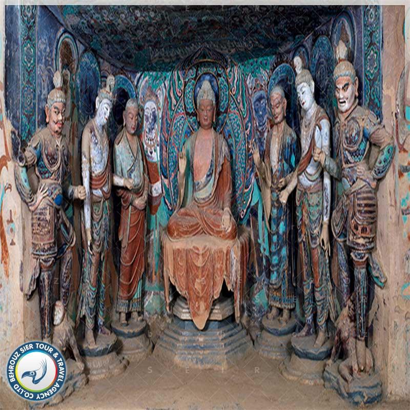 غارهای-موگائو-دوم--بهروزسیر