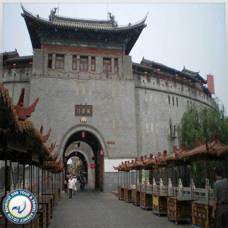 شهر لویانگ چین و مکان های ثبت شده در یونسکو بهروزسیر