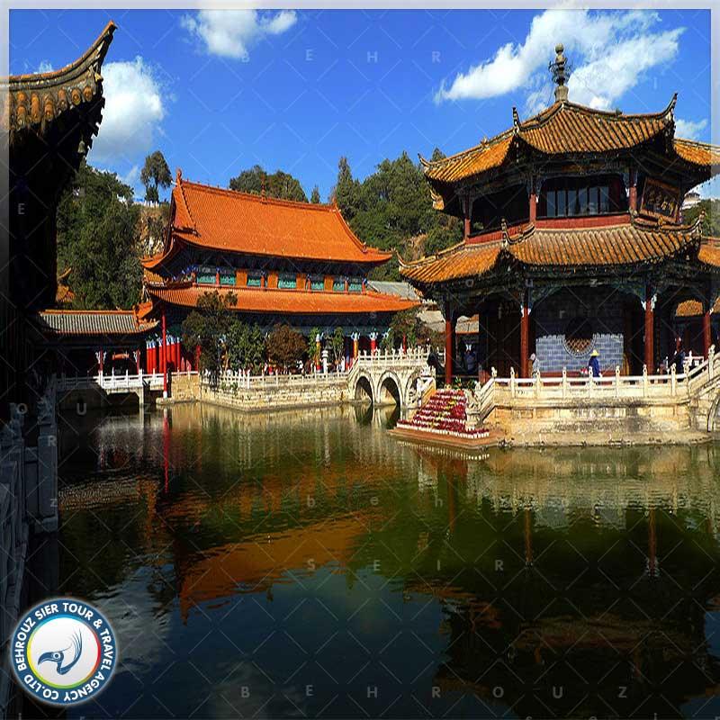 معبد-یوآن-تونگ-شهر-کان-مینگ---بهروزسیر