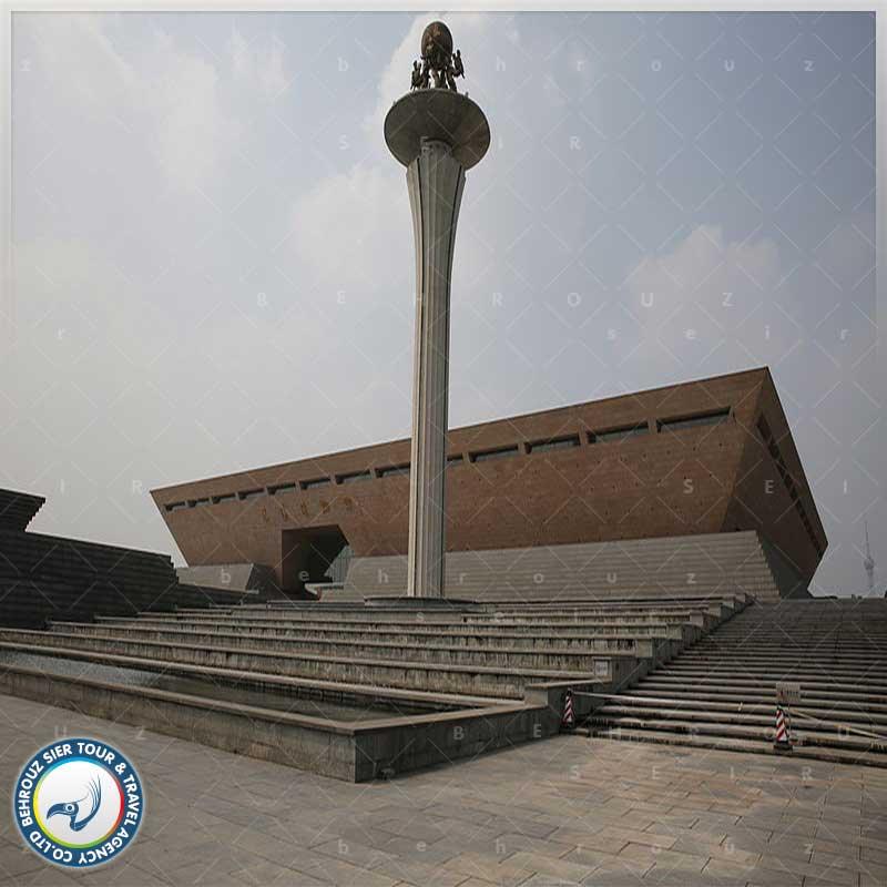 موزه-شهر-لویانگ--بهروزسیر