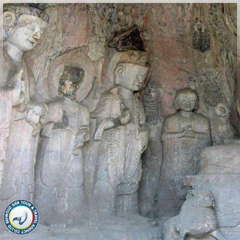 موقعیت-جغرافیایی-غارهای-لانگمِن-دوم--بهروزسیر