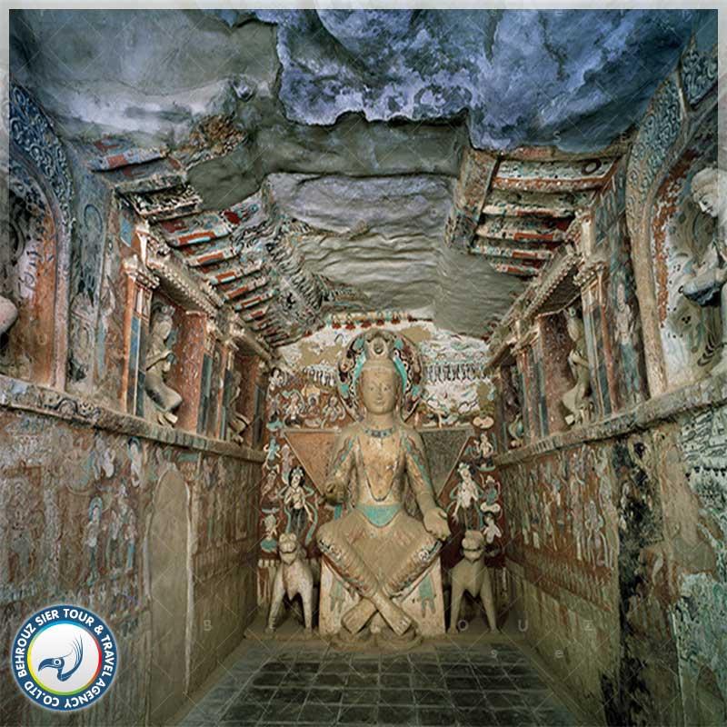 غارهای-موگائو-چهارم--بهروزسیر
