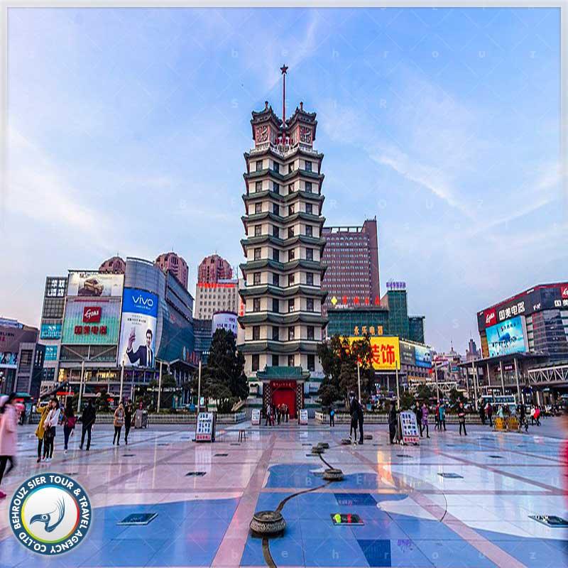 شهر ژنگژو چین بهروزسیر