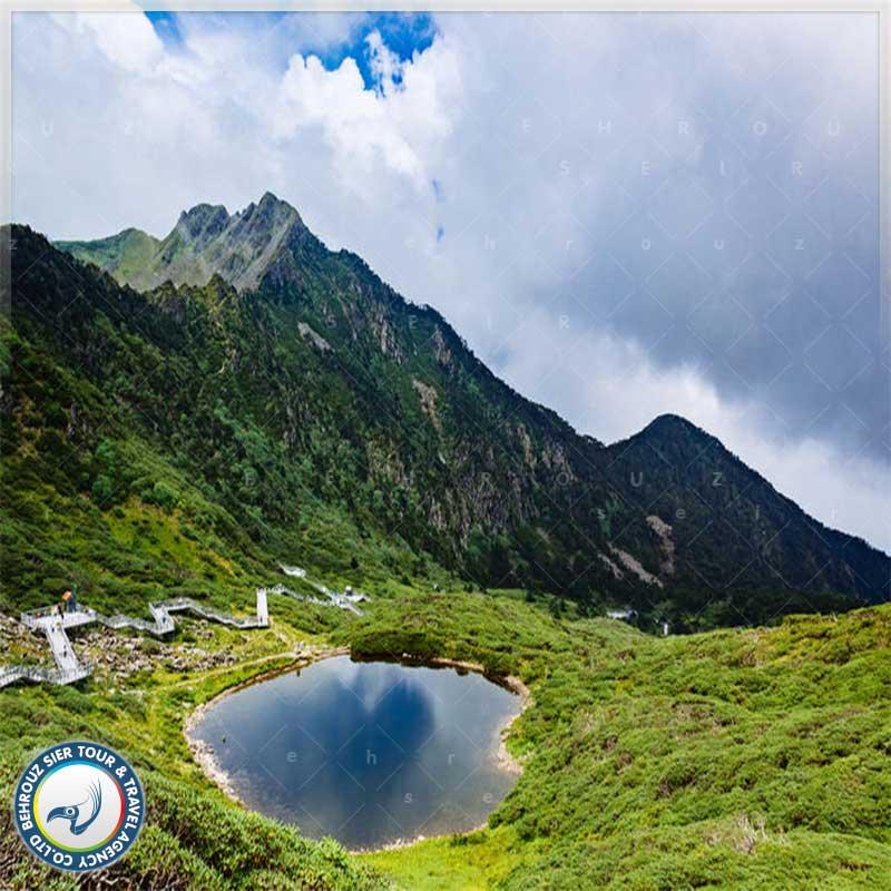 کوهستان-کانگ-شان---بهروزسیر