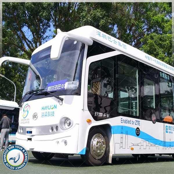 اتوبوس-در-کشور-چین-بهروزسیر