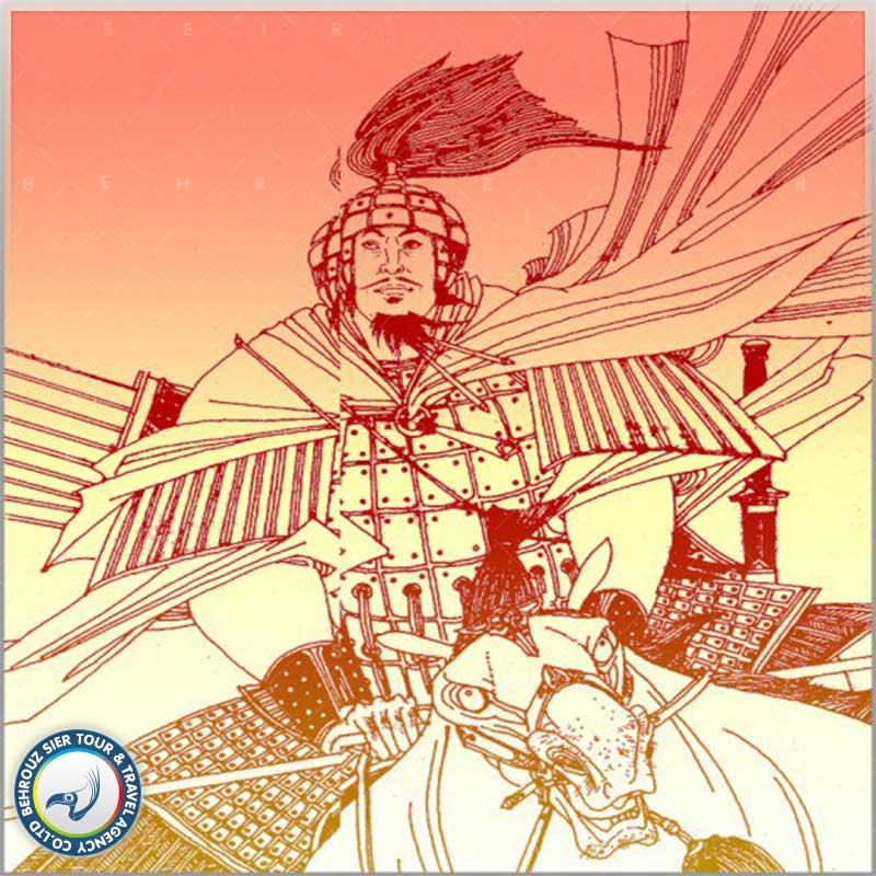 امپراتور-Han-Guangwudi-بهروزسیر