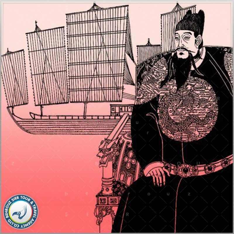 امپراتور-Ming-Chengzu-بهروزسیر