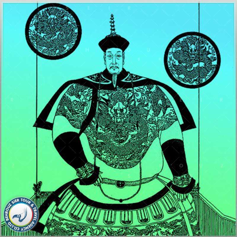 امپراتور-Qianlong-بهروزسیر
