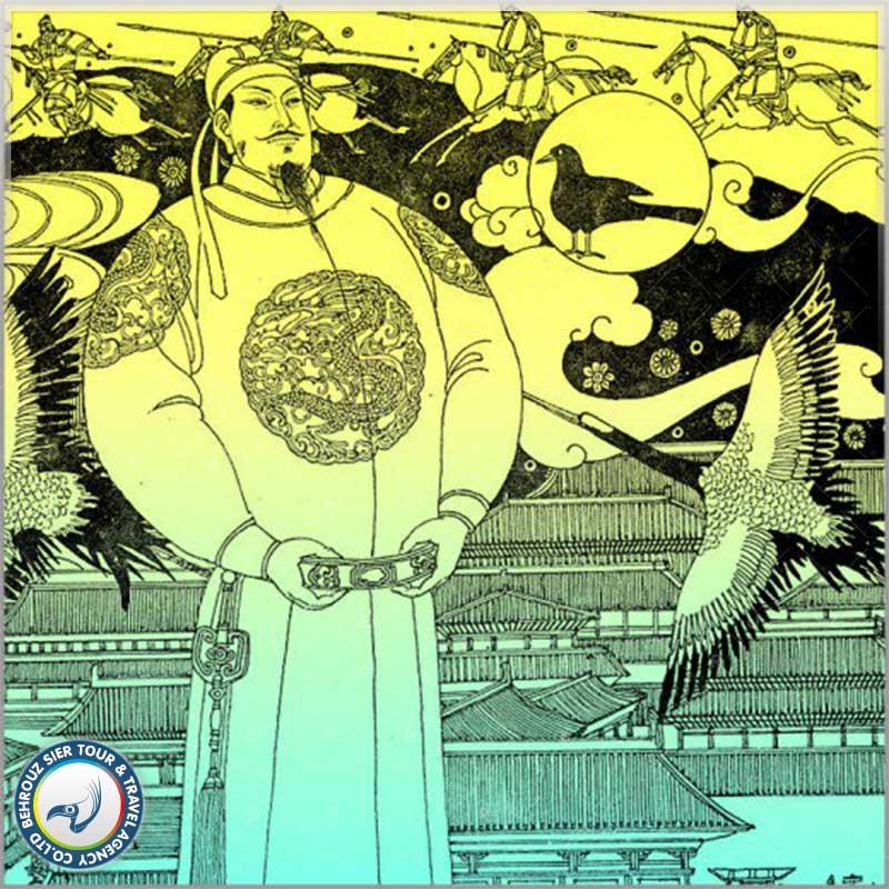 امپراتور-Tang-Taizong-بهروزسیر