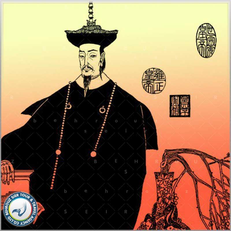 امپراتور-Yongzheng-بهروزسیر