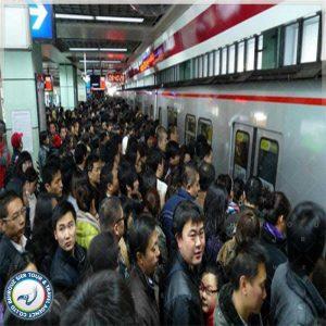 مترو-در-شهر-پکن---بهروزسیر