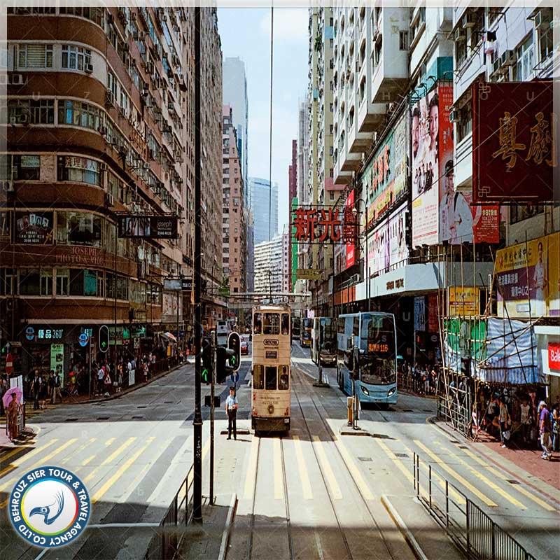 شرایط-آب-و-هوایی،-یکی-از-تفاوت-های-شهر-هنگ-کنگ---بهروزسیر